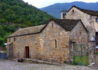 Camino historico Torla Broto