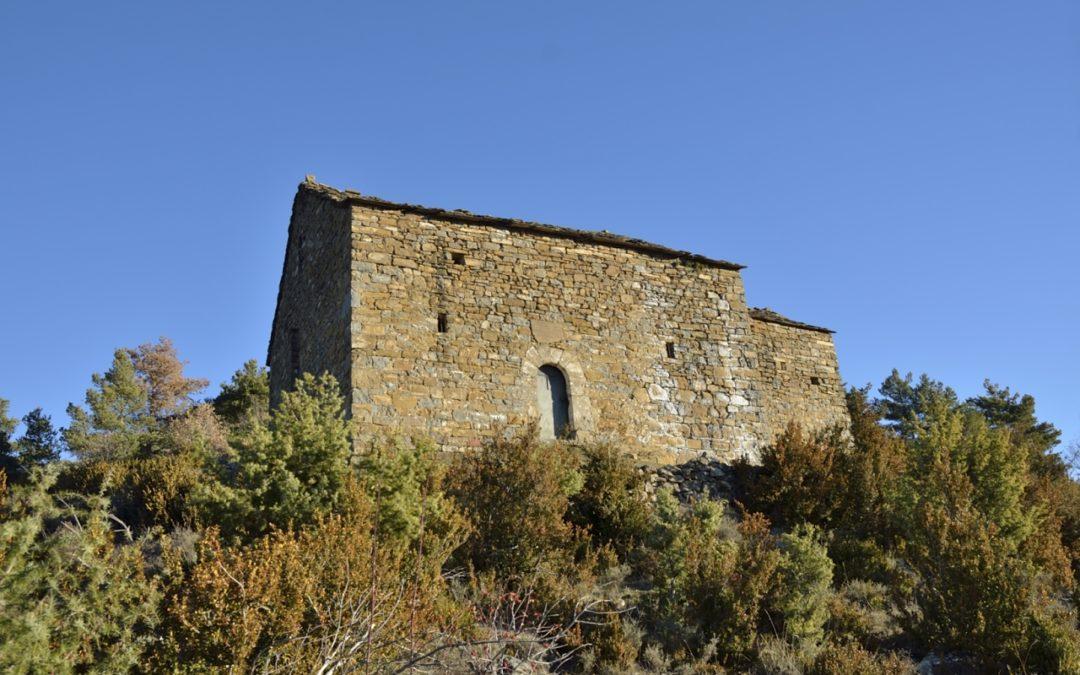 Valle del Ara: Ermita de Morillo