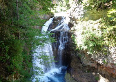 Excursión Valle de Ordesa: Cola de Caballo