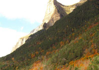 Valle de Ordesa: Faja Racón