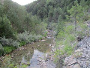 El río Sía...todo un desconocido